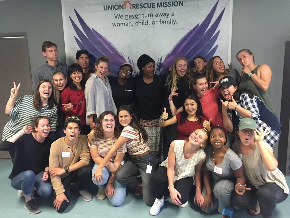 Westmont Students