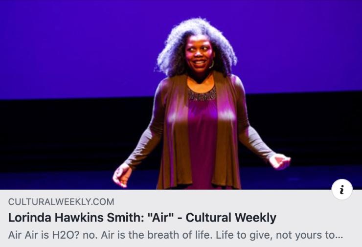 Cultural Weekly Air