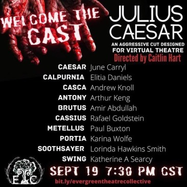 Welcome the Cast